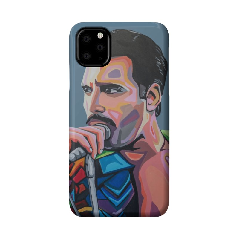 Freddie Accessories Phone Case by Carla Mooking Artist Shop