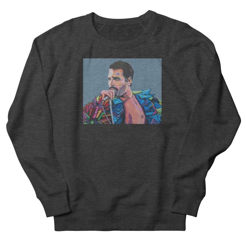 Freddie Men's Sweatshirt by Carla Mooking Artist Shop