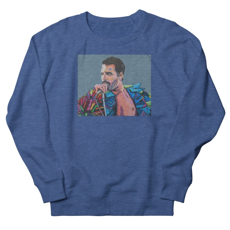 Freddie Men's Sweatshirt by Carla Mooking Artist Shop