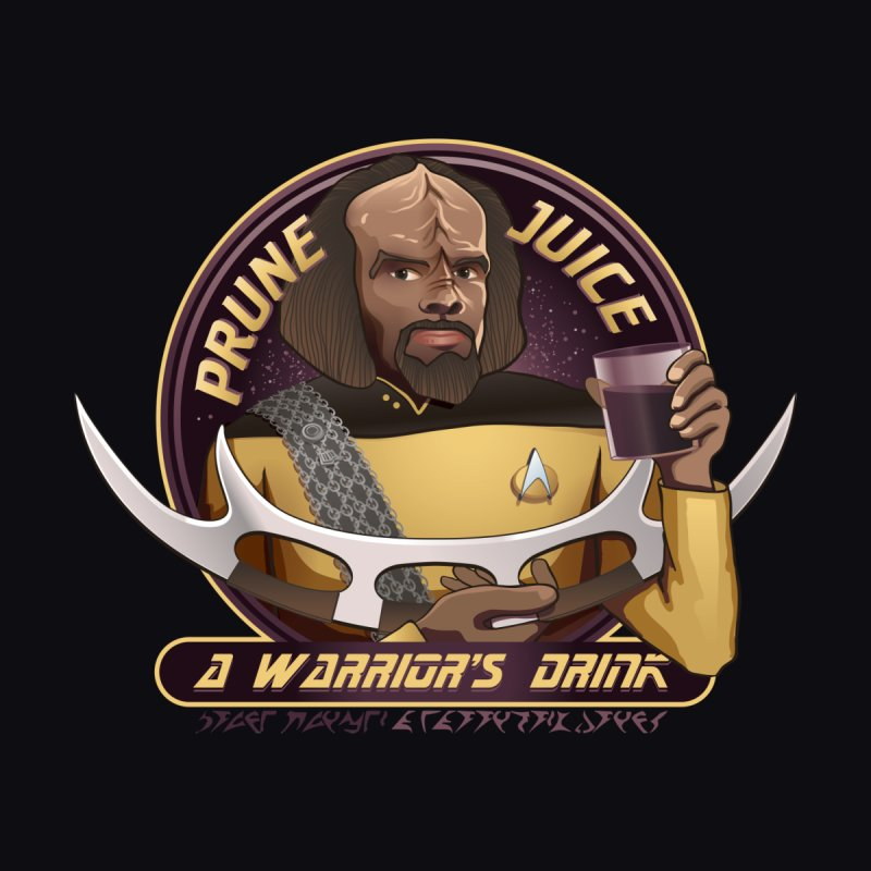 Worf's Warrior Drink - Star Trek the Next Generation by carlhuber's Artist Shop