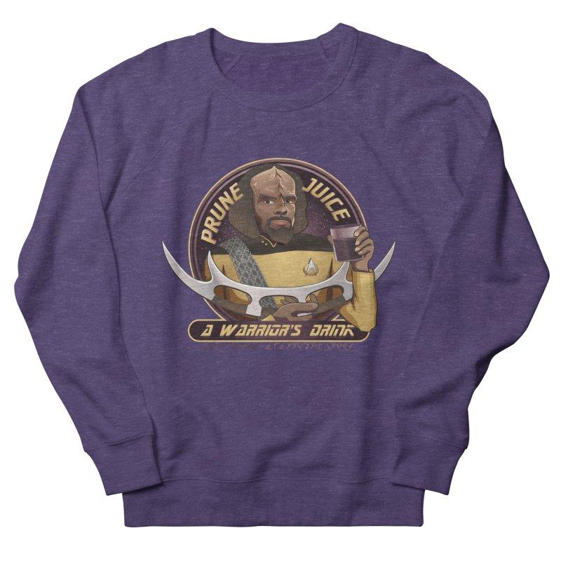 Worf's Warrior Drink - Star Trek the Next Generation Women's Sweatshirt by carlhuber's Artist Shop