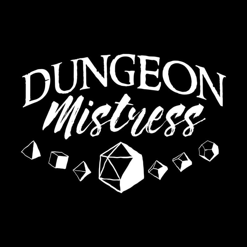 D&D Dungeon Mistress Men's V-Neck by Natural 20 Shirts