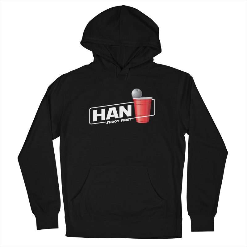 Han Solo Cup Women's Pullover Hoody by carlhuber's Artist Shop