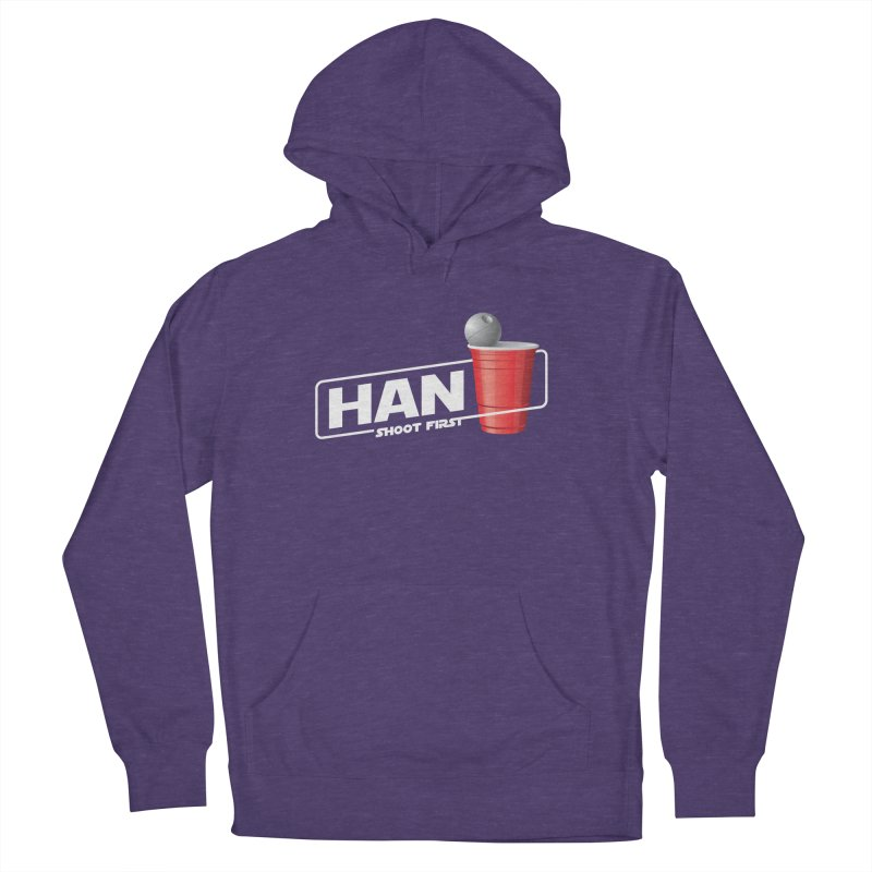 Han Solo Cup Men's Pullover Hoody by carlhuber's Artist Shop