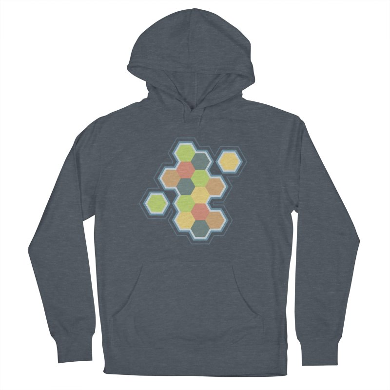 Boardgames Settlers of Catan Tribute Men's Pullover Hoody by carlhuber's Artist Shop