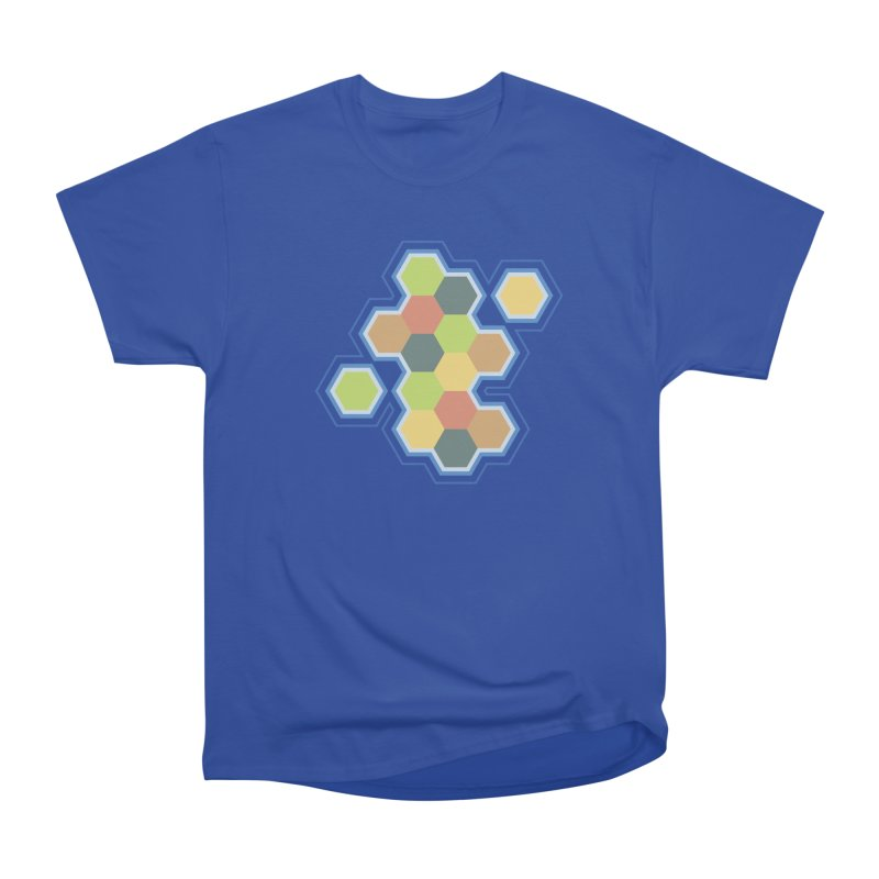 Boardgames Settlers of Catan Tribute Men's Classic T-Shirt by carlhuber's Artist Shop