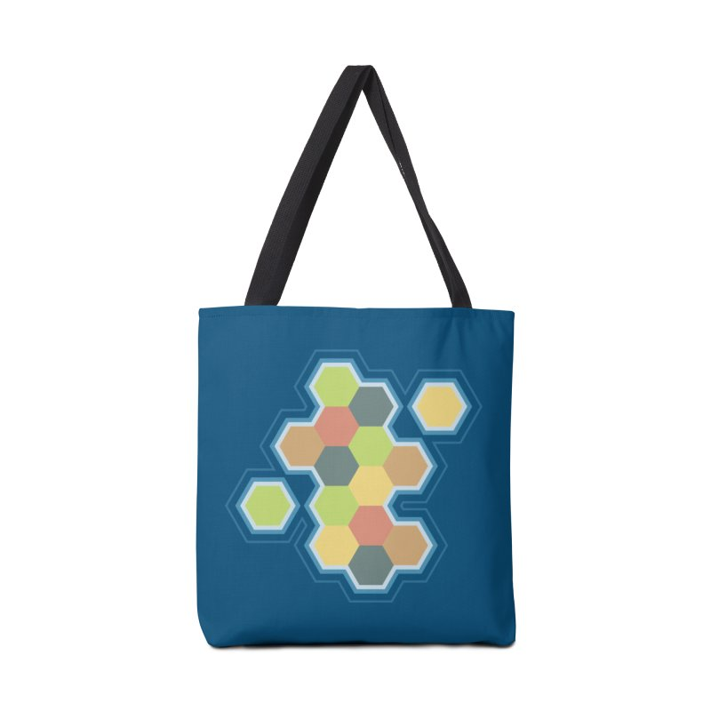 Boardgames Settlers of Catan Tribute Accessories Bag by carlhuber's Artist Shop