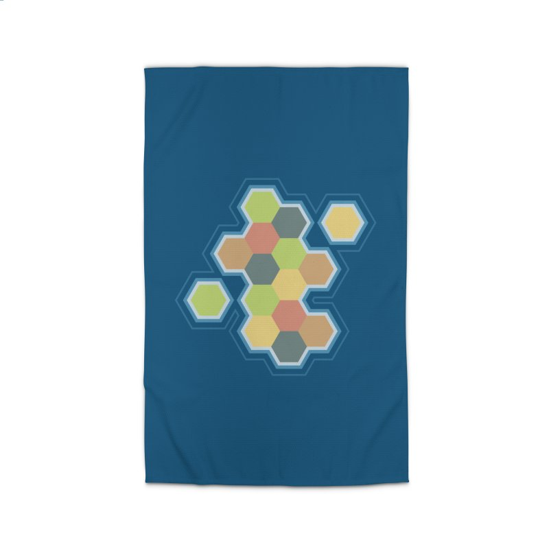 Boardgames Settlers of Catan Tribute Home Rug by carlhuber's Artist Shop