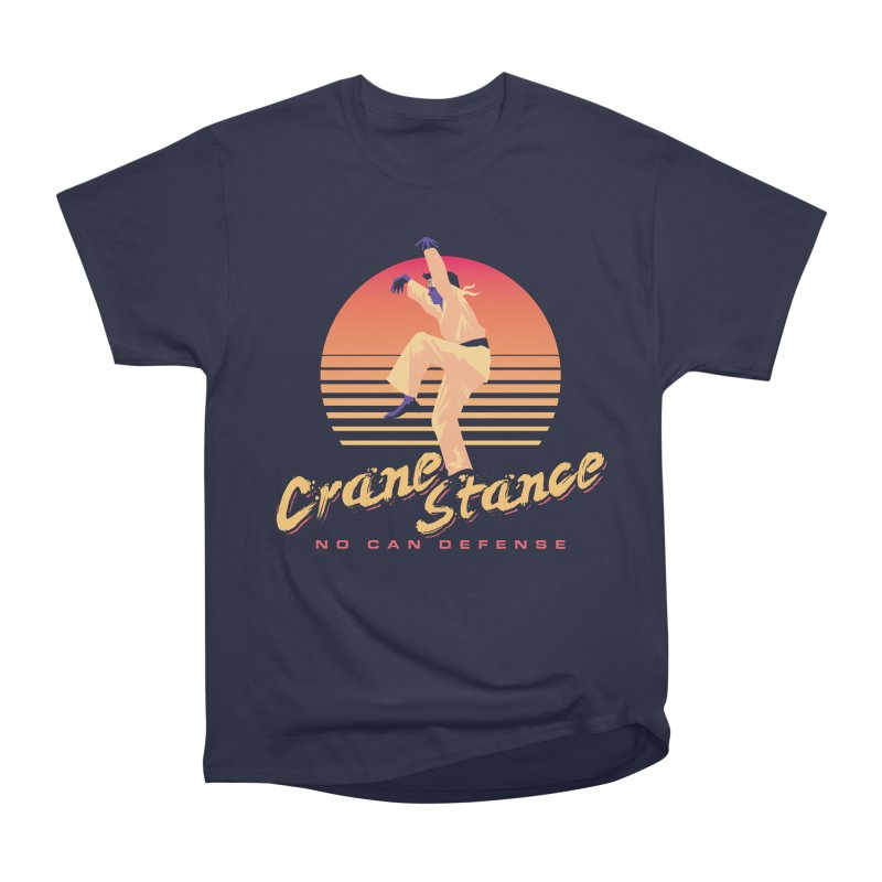 Karate Kid Synthwave - No Can Defense Men's Classic T-Shirt by carlhuber's Artist Shop