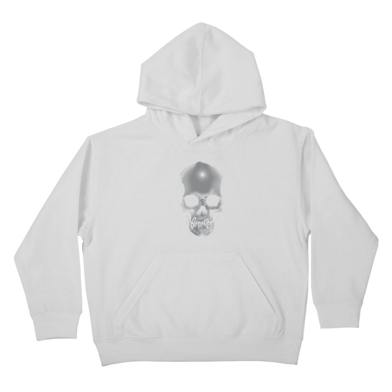 Finally Skull Kids Pullover Hoody by carlhuber's Artist Shop