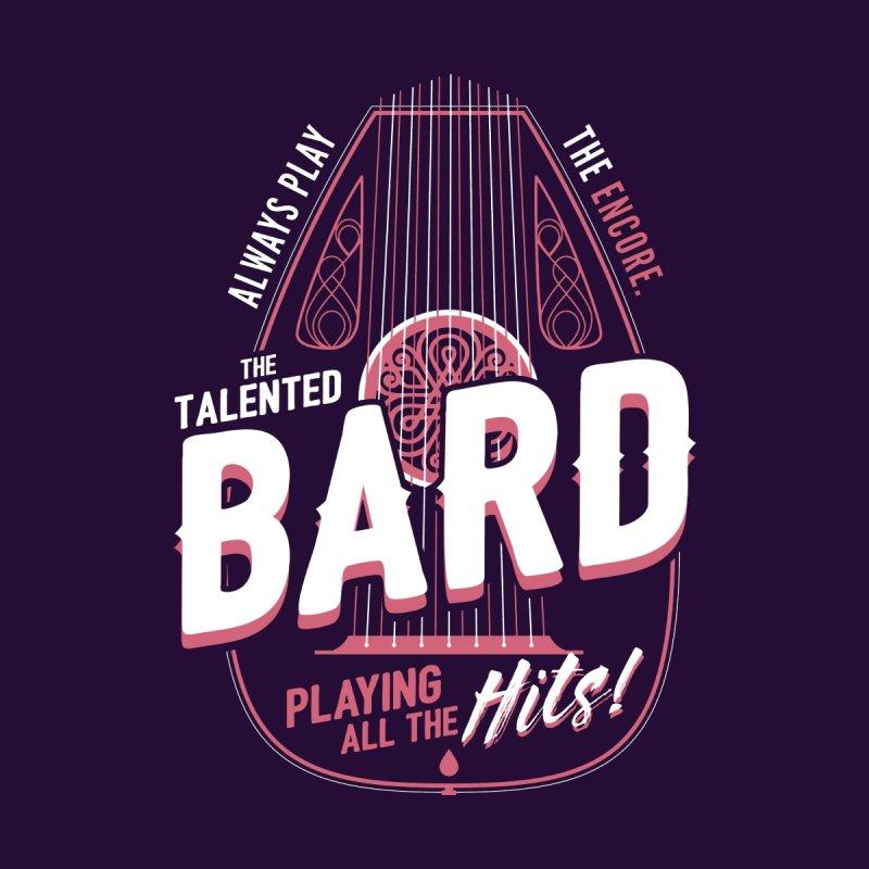 D&D Bard by carlhuber's Artist Shop
