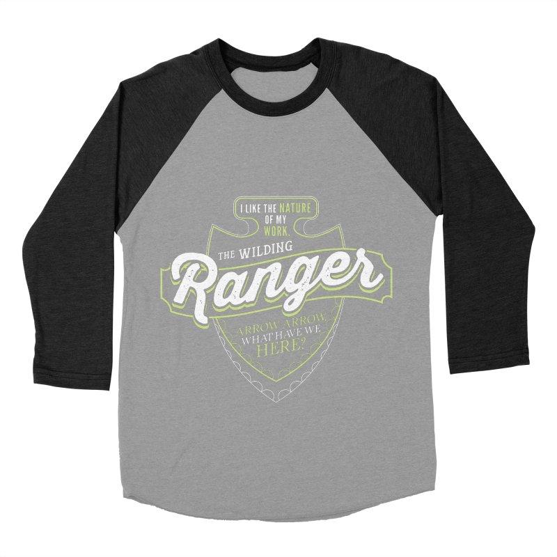 D&D Ranger Women's Baseball Triblend T-Shirt by carlhuber's Artist Shop