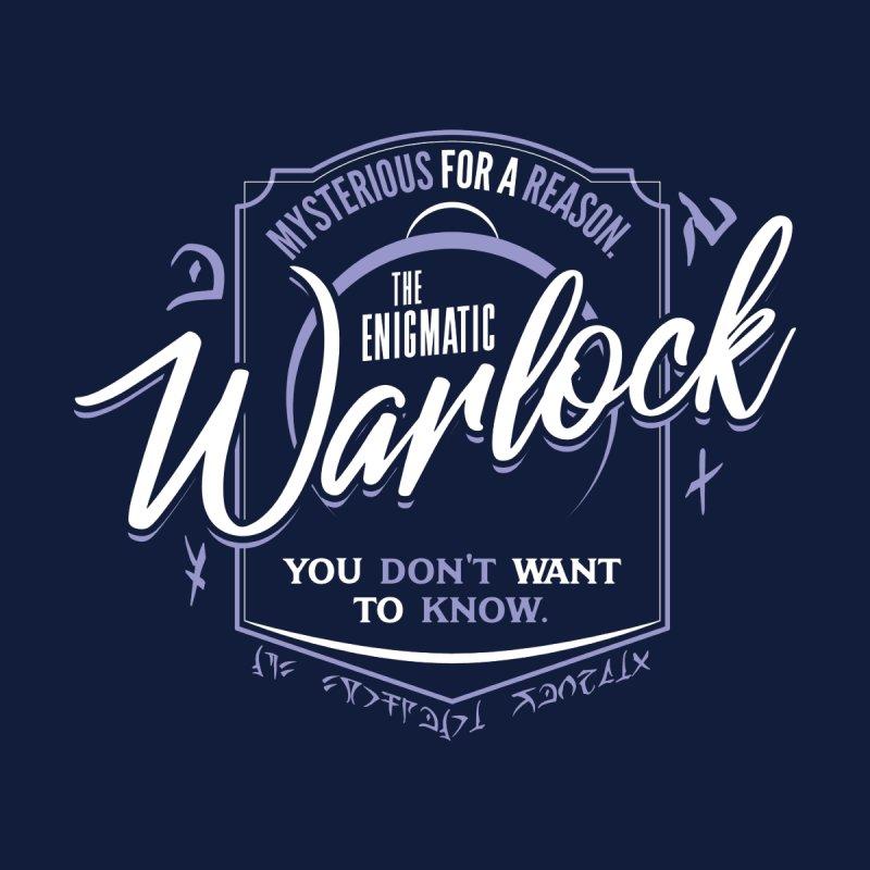 D&D Warlock by Carl Huber's Artist Shop