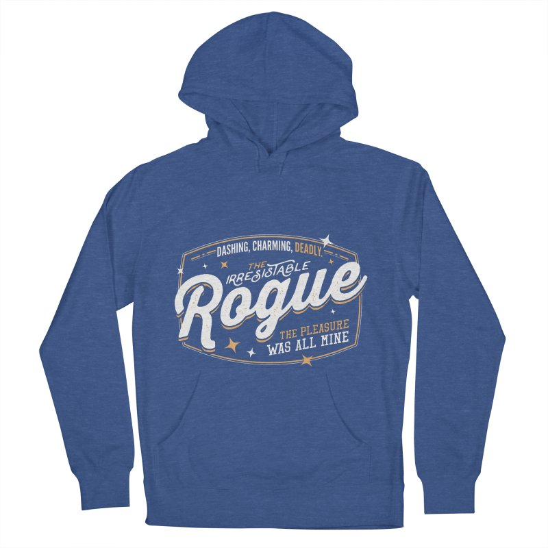 D&D Rogue Women's French Terry Pullover Hoody by carlhuber's Artist Shop