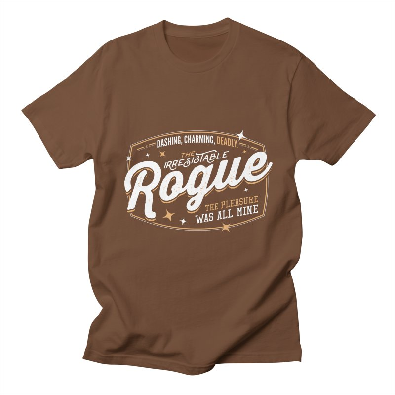 D&D Rogue Women's Unisex T-Shirt by carlhuber's Artist Shop
