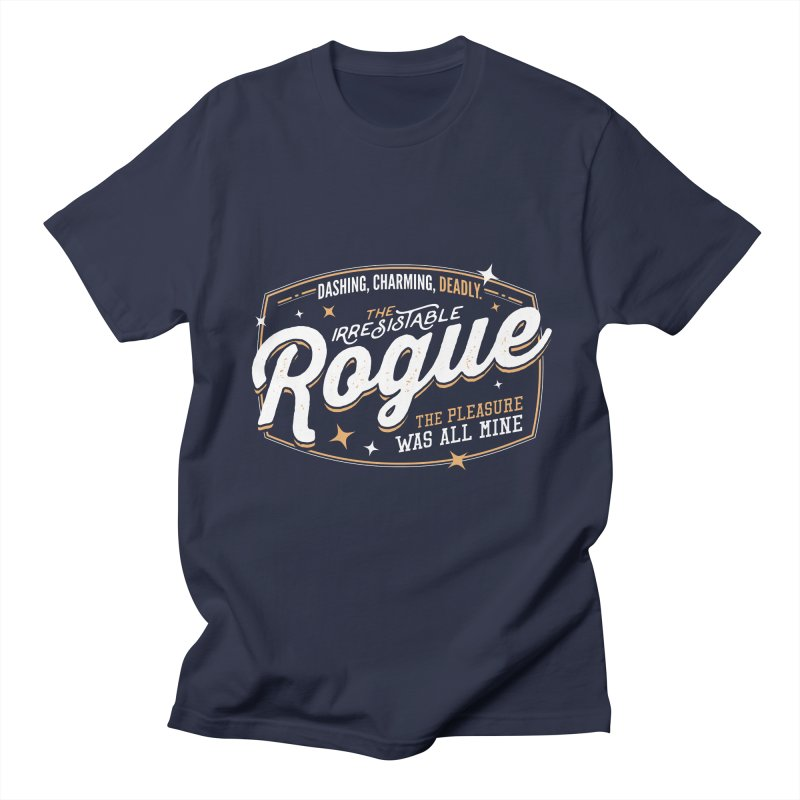 D&D Rogue Women's Regular Unisex T-Shirt by carlhuber's Artist Shop