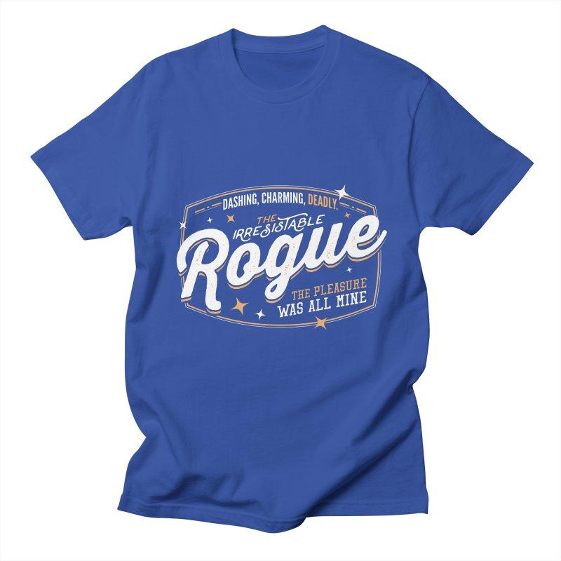 D&D Rogue Women's Regular Unisex T-Shirt by Carl Huber's Artist Shop