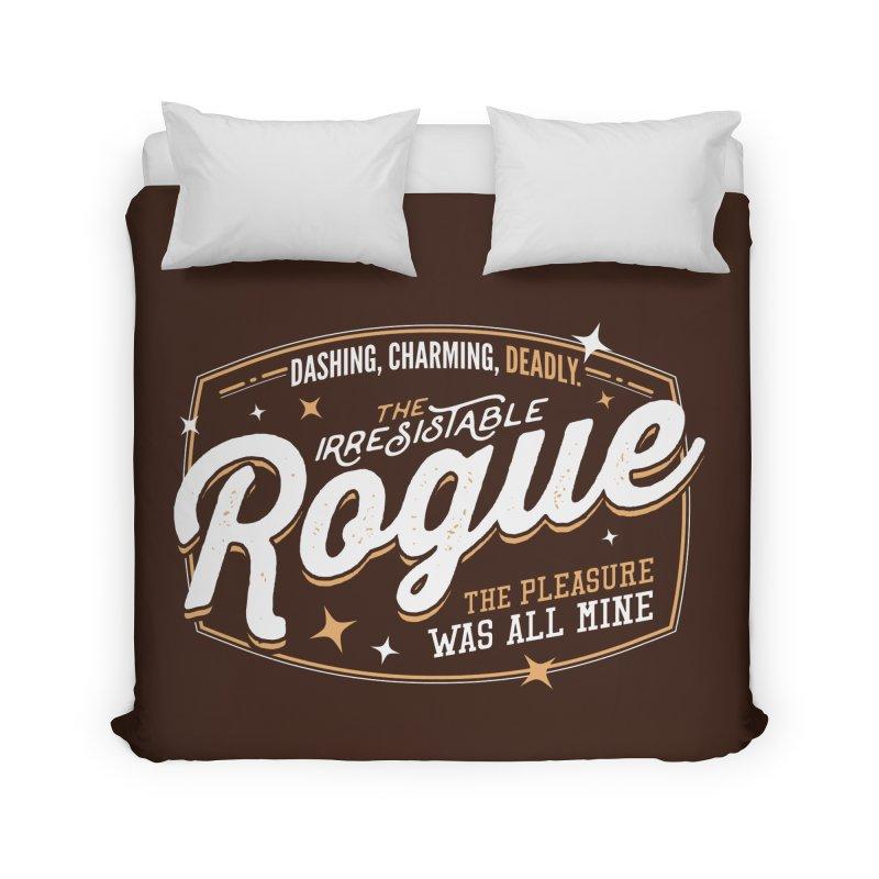 D&D Rogue Home Duvet by carlhuber's Artist Shop