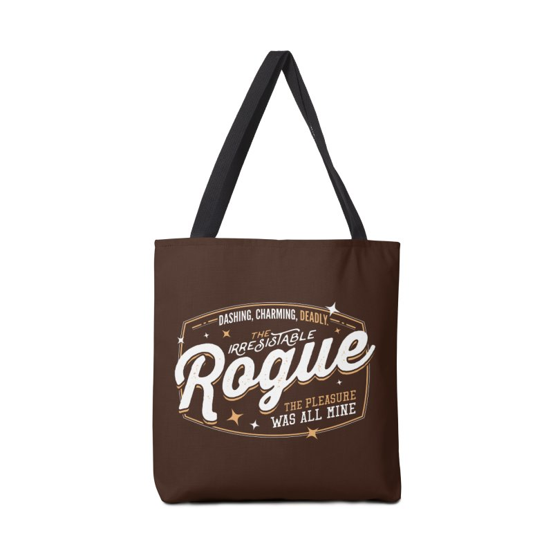 D&D Rogue Accessories Bag by carlhuber's Artist Shop
