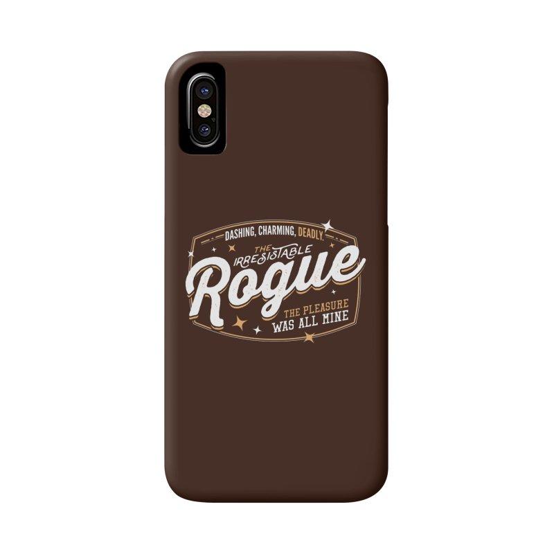 D&D Rogue Accessories Phone Case by carlhuber's Artist Shop