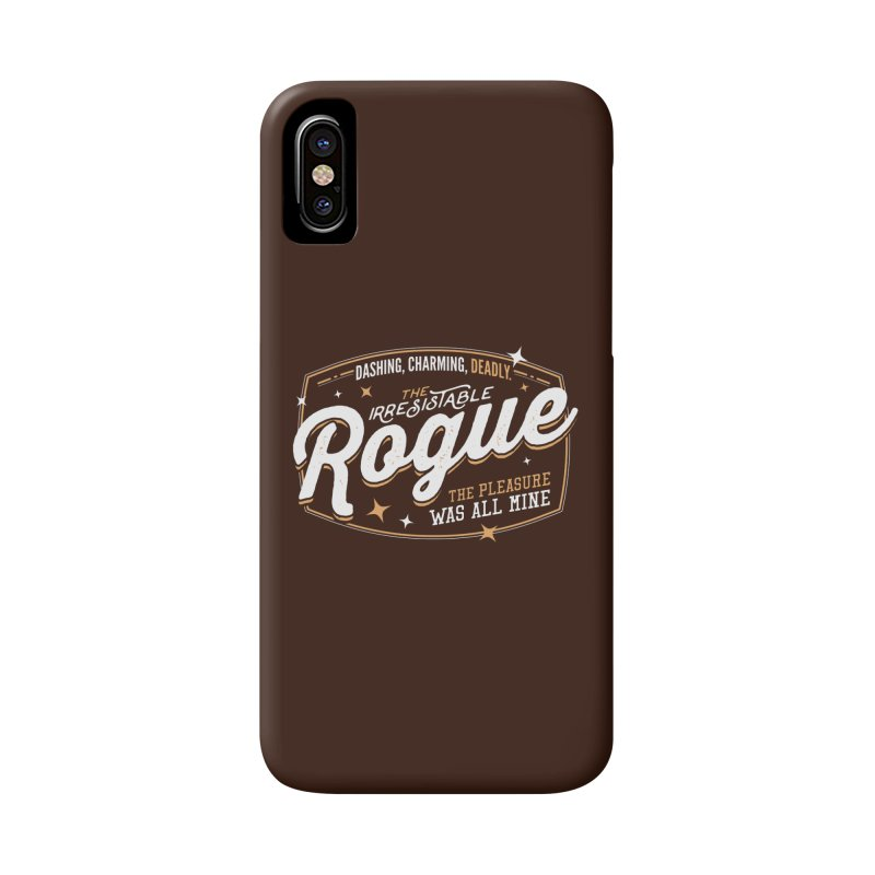 D&D Rogue Accessories Phone Case by carlhuber's Artist Shop