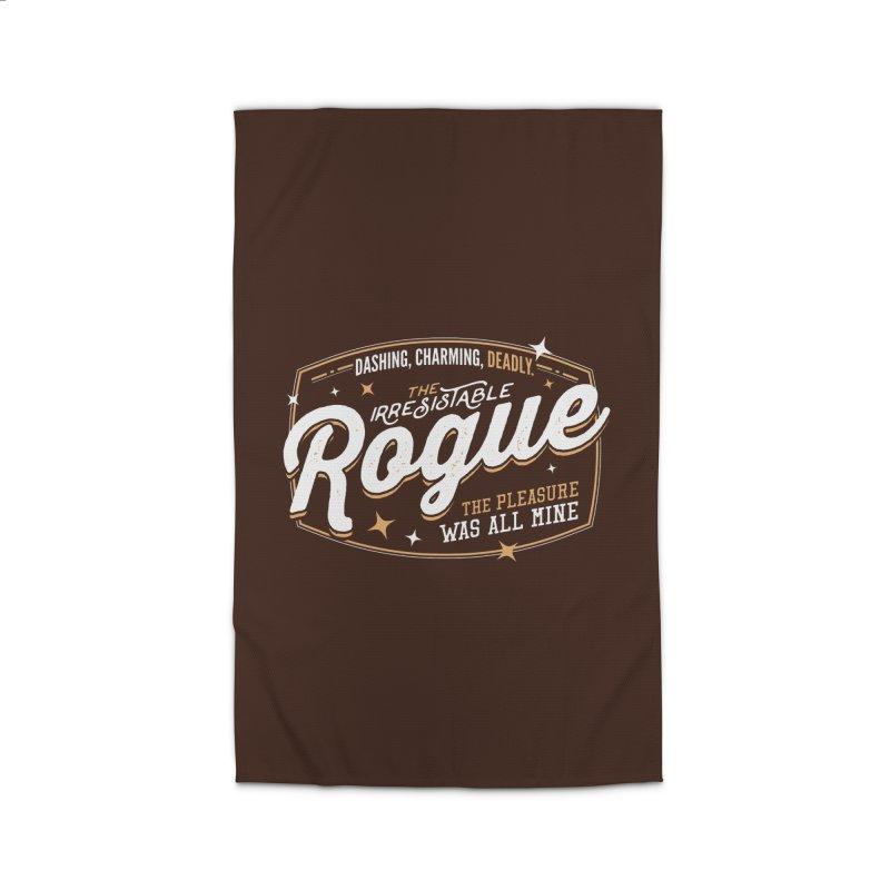 D&D Rogue Home Rug by carlhuber's Artist Shop