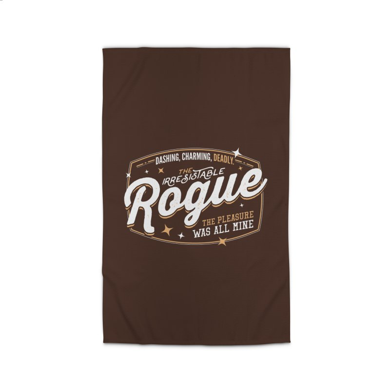D&D Rogue Home Rug by carlhuber's Artist Shop