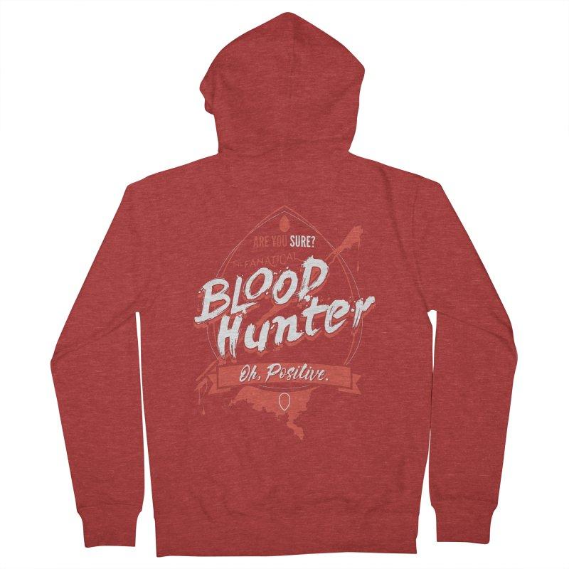 D&D Blood Hunter Men's Zip-Up Hoody by carlhuber's Artist Shop