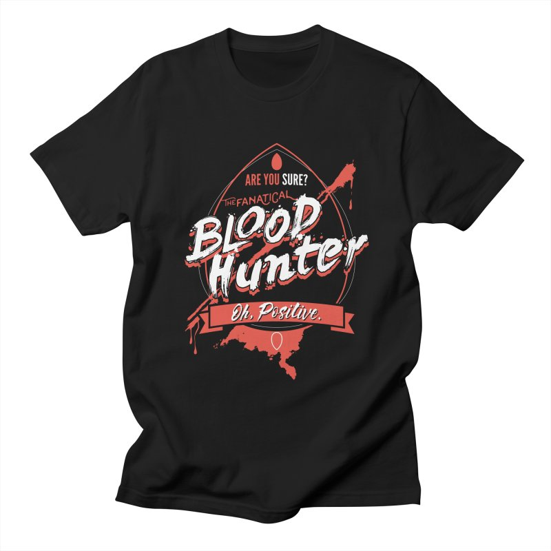 D&D Blood Hunter Women's Regular Unisex T-Shirt by carlhuber's Artist Shop