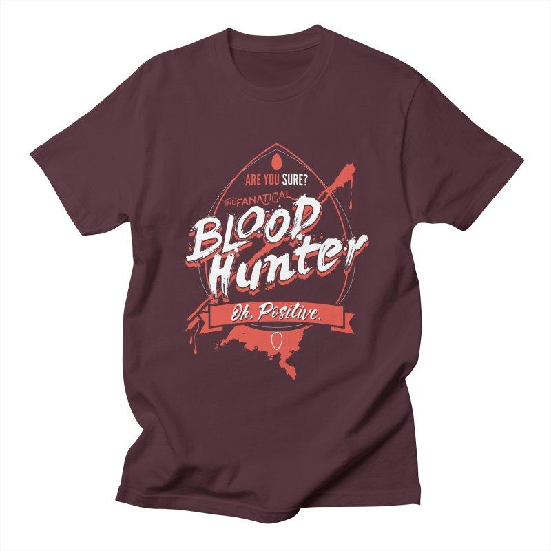 D&D Blood Hunter Men's Regular T-Shirt by carlhuber's Artist Shop
