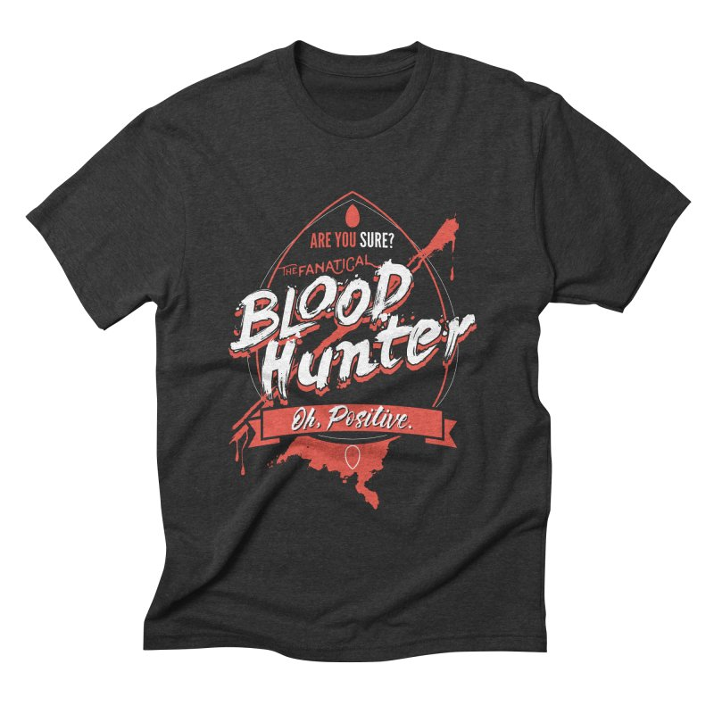 D&D Blood Hunter Men's Triblend T-Shirt by carlhuber's Artist Shop
