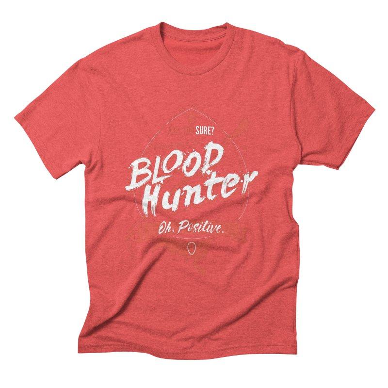 D&D Blood Hunter Men's Triblend T-Shirt by carlhuber's Artist Shop