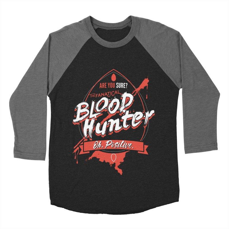 D&D Blood Hunter Women's Baseball Triblend T-Shirt by carlhuber's Artist Shop