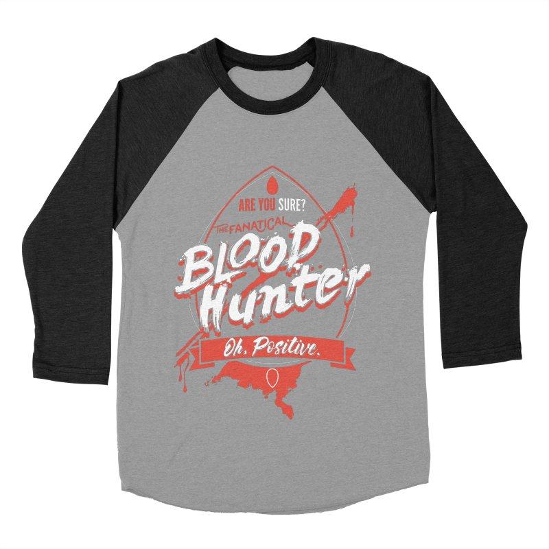 D&D Blood Hunter Women's Baseball Triblend Longsleeve T-Shirt by Carl Huber's Artist Shop