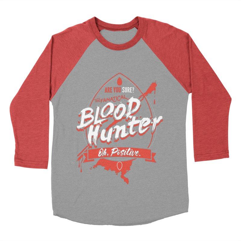 D&D Blood Hunter Men's Baseball Triblend T-Shirt by carlhuber's Artist Shop