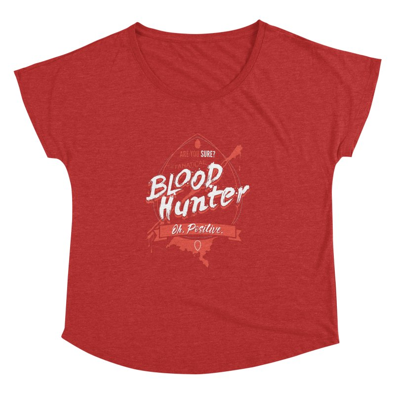 D&D Blood Hunter Women's Dolman by carlhuber's Artist Shop