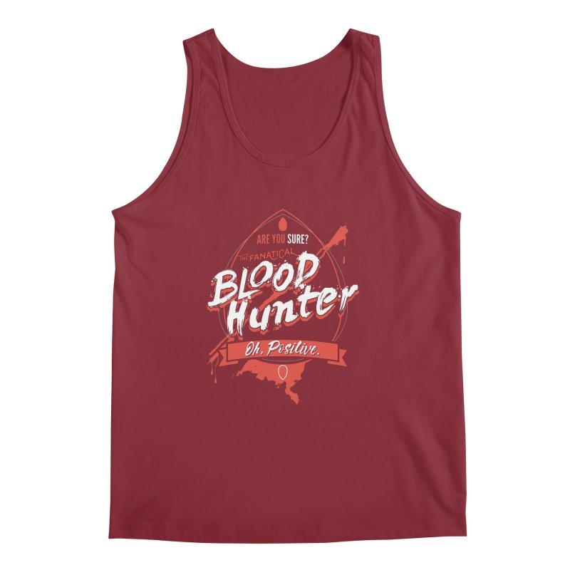 D&D Blood Hunter Men's Regular Tank by carlhuber's Artist Shop