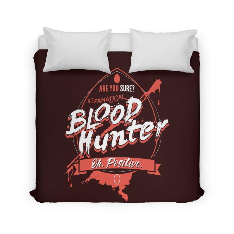 D&D Blood Hunter Home Duvet by carlhuber's Artist Shop