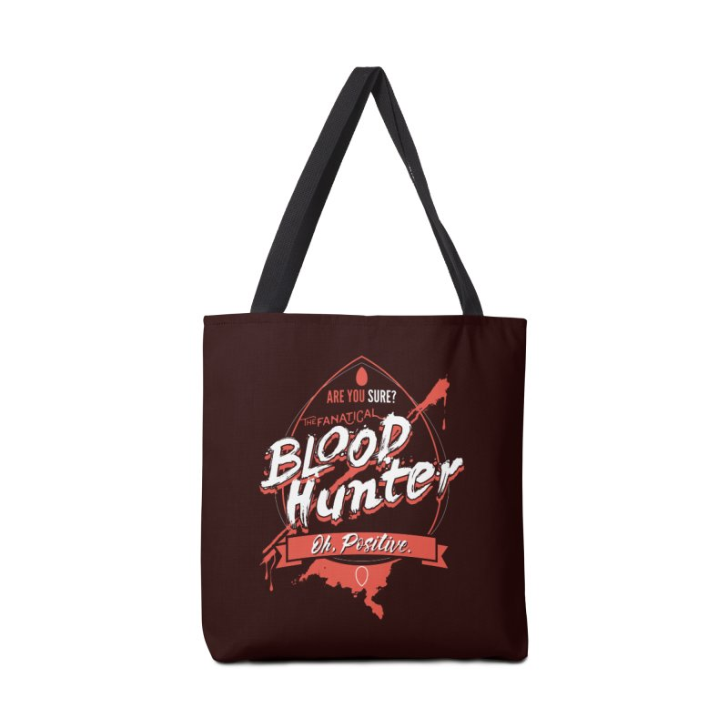 D&D Blood Hunter Accessories Bag by carlhuber's Artist Shop