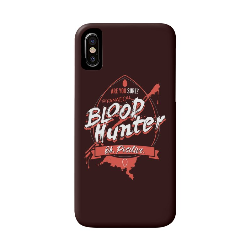 D&D Blood Hunter Accessories Phone Case by carlhuber's Artist Shop