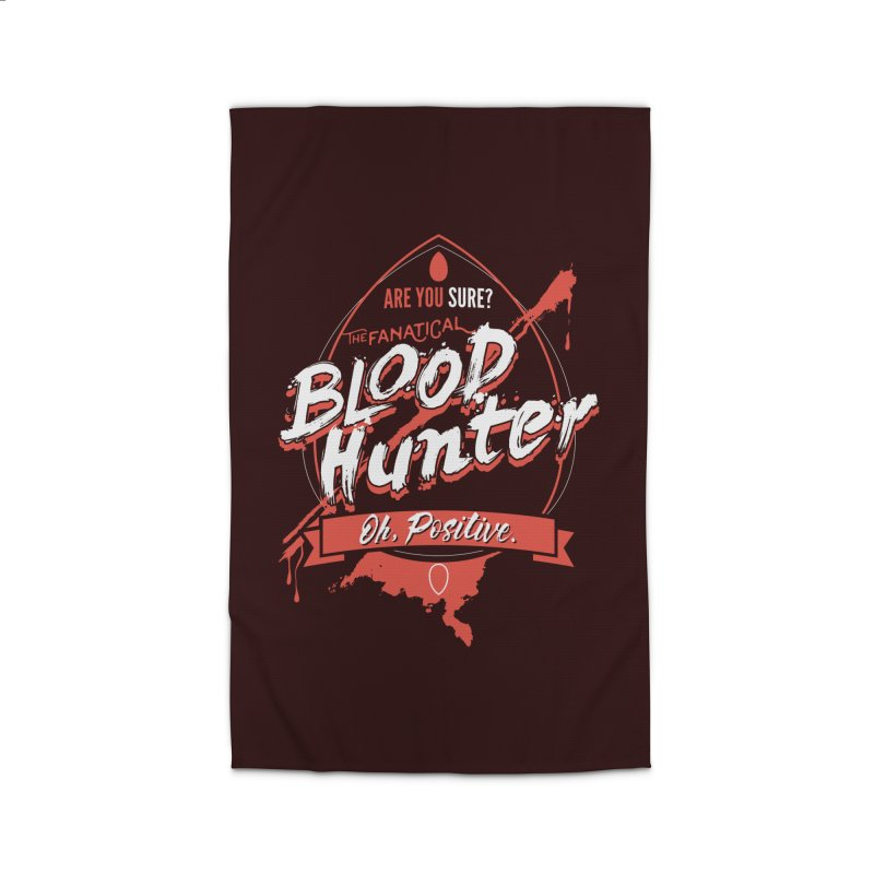D&D Blood Hunter Home Rug by carlhuber's Artist Shop