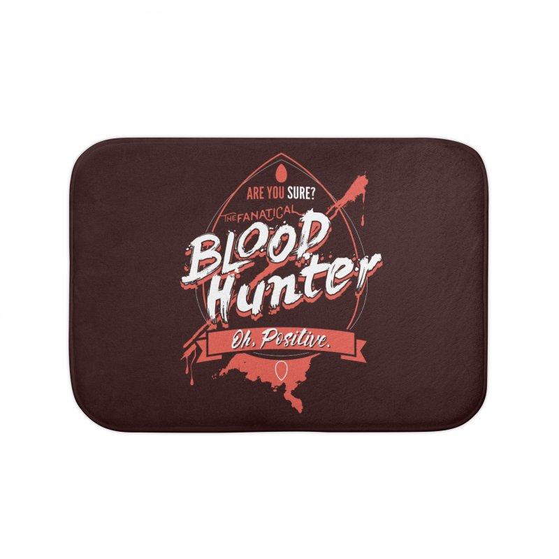 D&D Blood Hunter Home Bath Mat by carlhuber's Artist Shop