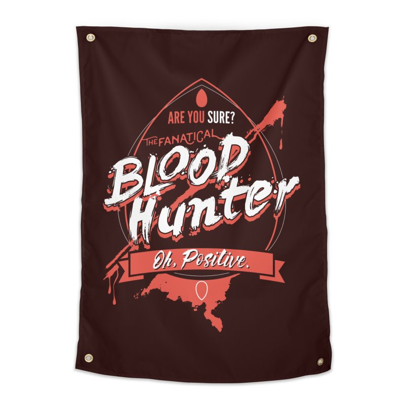 D&D Blood Hunter Home Tapestry by carlhuber's Artist Shop