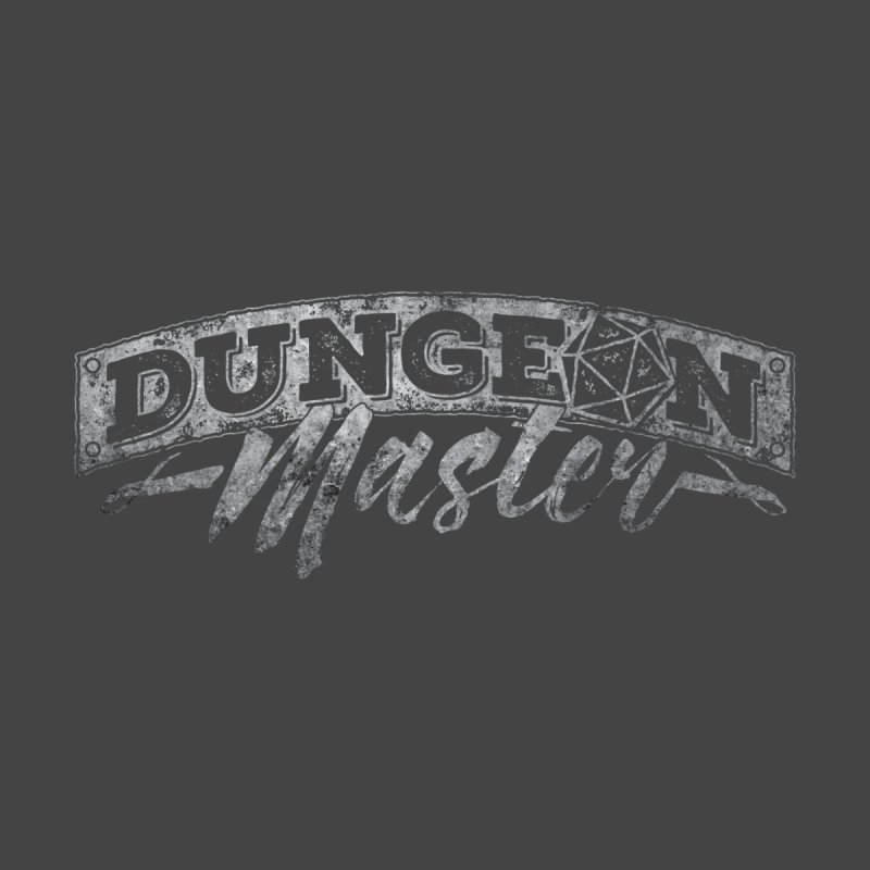 Dungeon Masters and Dragons – GreySkull Men's T-Shirt by carlhuber's Artist Shop
