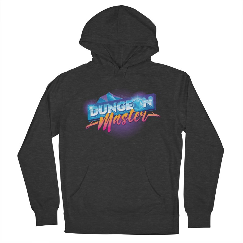 Dungeons and Dragons Master OutRun Women's Pullover Hoody by carlhuber's Artist Shop