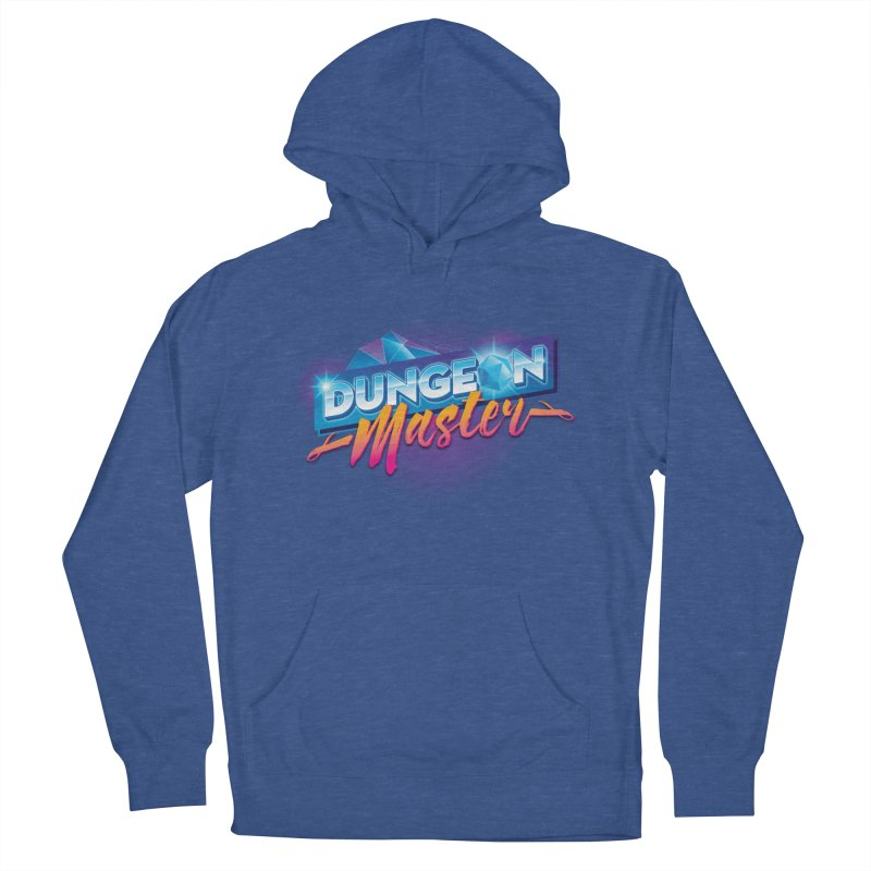 Dungeons and Dragons Master OutRun Men's Pullover Hoody by carlhuber's Artist Shop
