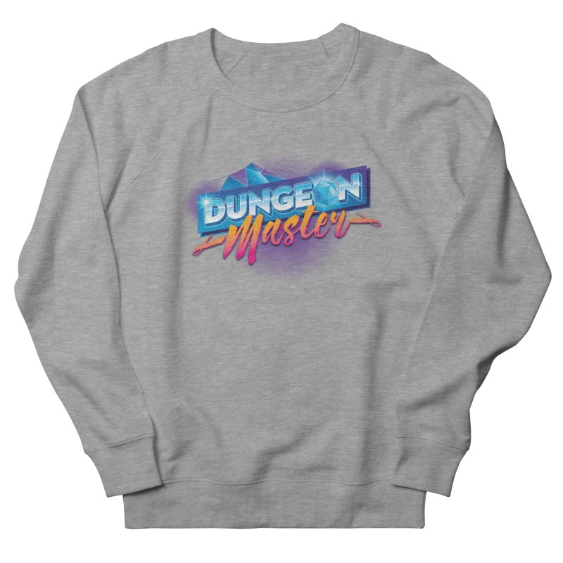 Dungeons and Dragons Master OutRun Men's Sweatshirt by carlhuber's Artist Shop