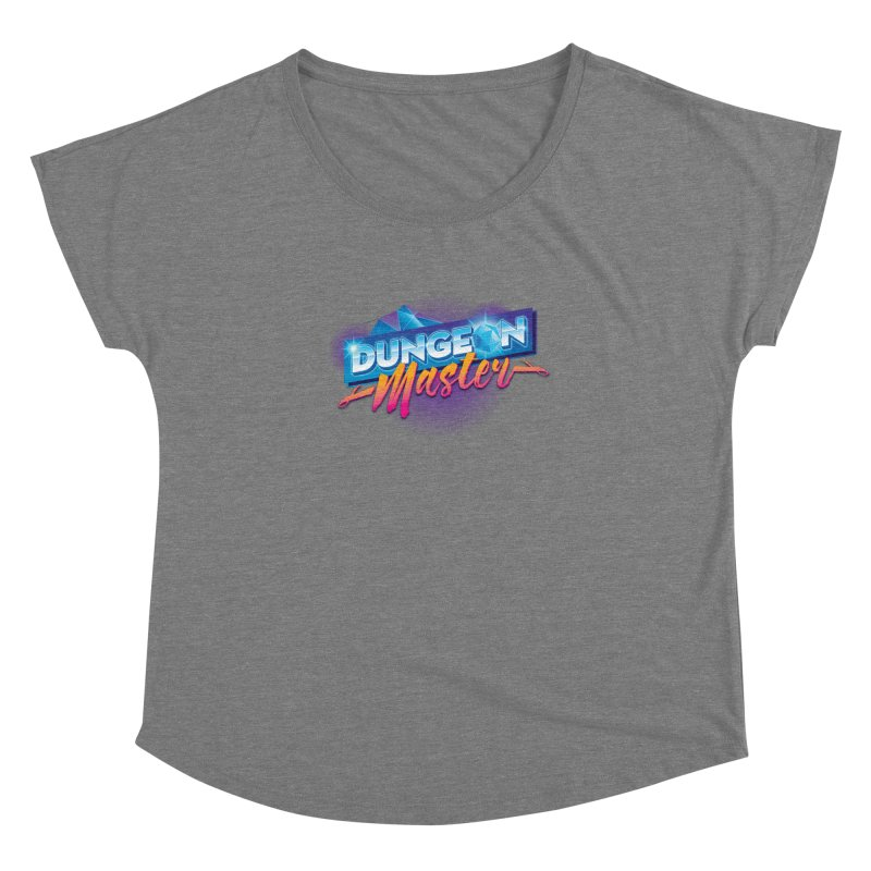 Dungeons and Dragons Master OutRun Women's Dolman by carlhuber's Artist Shop