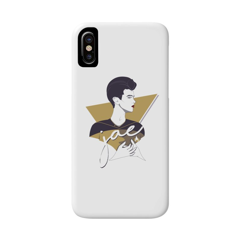 Space Lieutenant Accessories Phone Case by carlhuber's Artist Shop