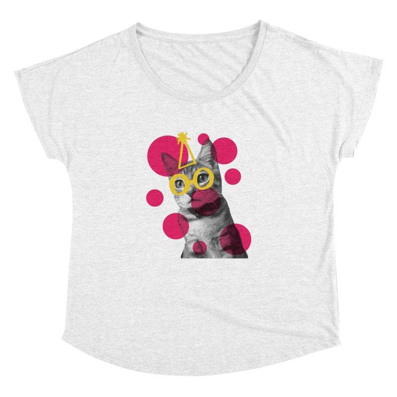 Kitten Party Women's Dolman by carlijaynedesigns's Artist Shop